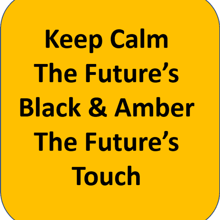 Want to join the Black and Amber Touch Future?