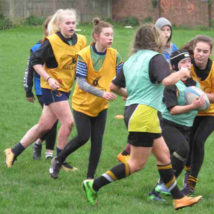 A great weekend of rugby at Orrell RUFC ... including our Orrell RUFC Vixens