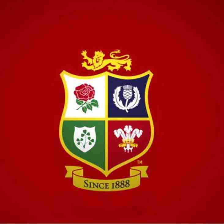 Former Orrell RUFC players recognised in Lions Celebration