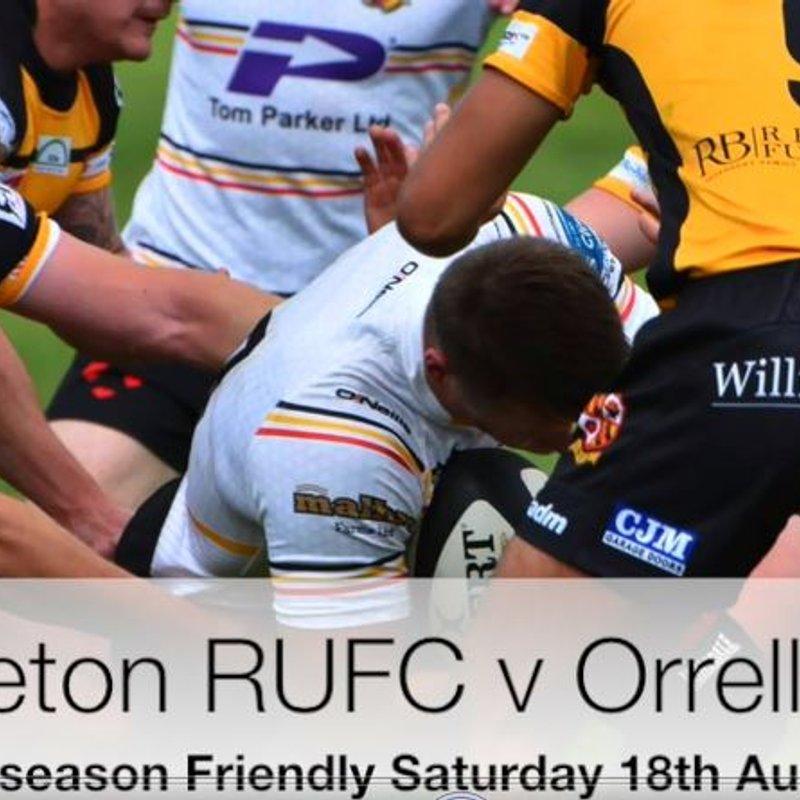 Did you miss the pre-season friendly last Saturday vs Tarleton