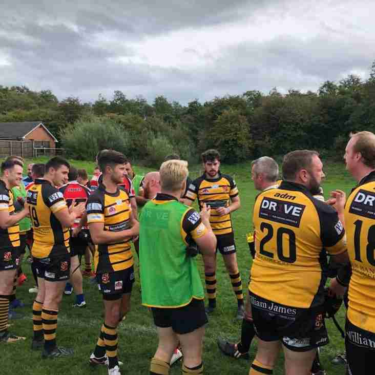 Chorley RUFC 1st XV v Orrell RUFC 2nd XV Match Report  Saturday 15th September 2018