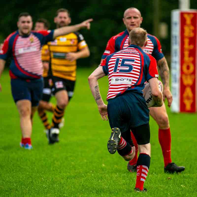 2XV vs Oldham September 2018