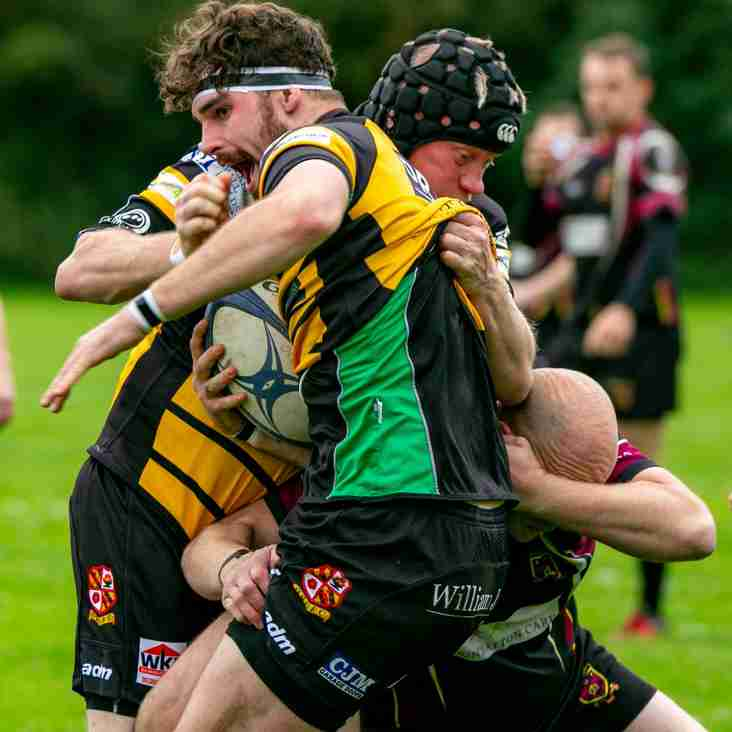 Orrell 2XV vs Crosby St Mary's Match Day Album