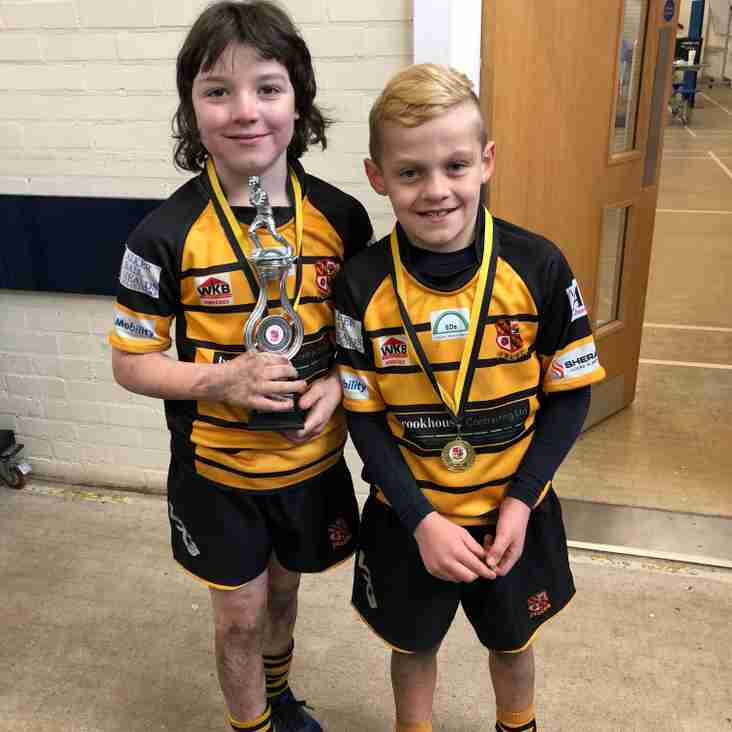 Orrell U9s vs Eccles U9s`