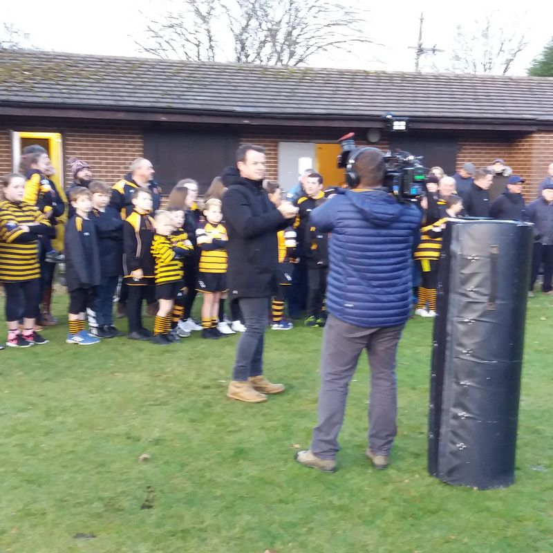 Tonight, 9pm BTSport1, Rugby Tonight .... From Orrell RUFC