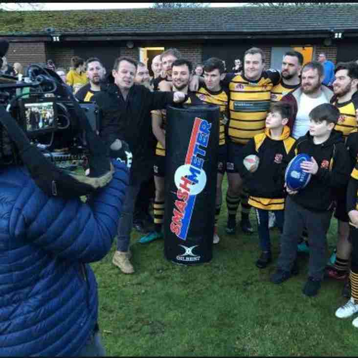Just the outtakes .... BT Sport Rugby Tonight