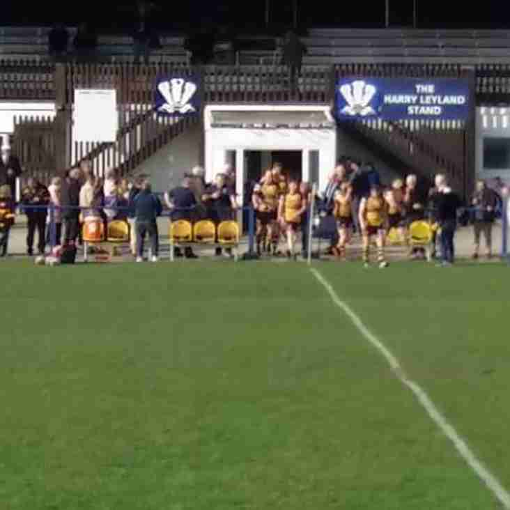 Eight second half tries swept away gallant New Brighton as Orrell enjoyed their early spring trip to the Wirral.