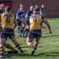 Local rivalries were on the line again as champions Aspull took on Orrell in the sunshine at St John Rigby.
