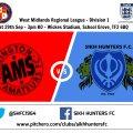 Wellington Amateurs 0-3 Sikh Hunters