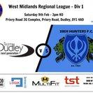 Team Dudley 1-1 Sikh Hunters