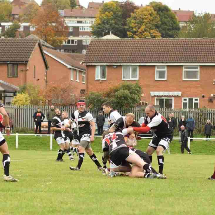 Bears win at Dewsbury Moor A