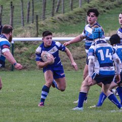 Egremont V Rochdale Mayfield - 13th Feb 2016 - Lost 26 - 20