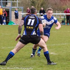 Egremont V Siddal April 23rd 2016.  Lost 18 - 6
