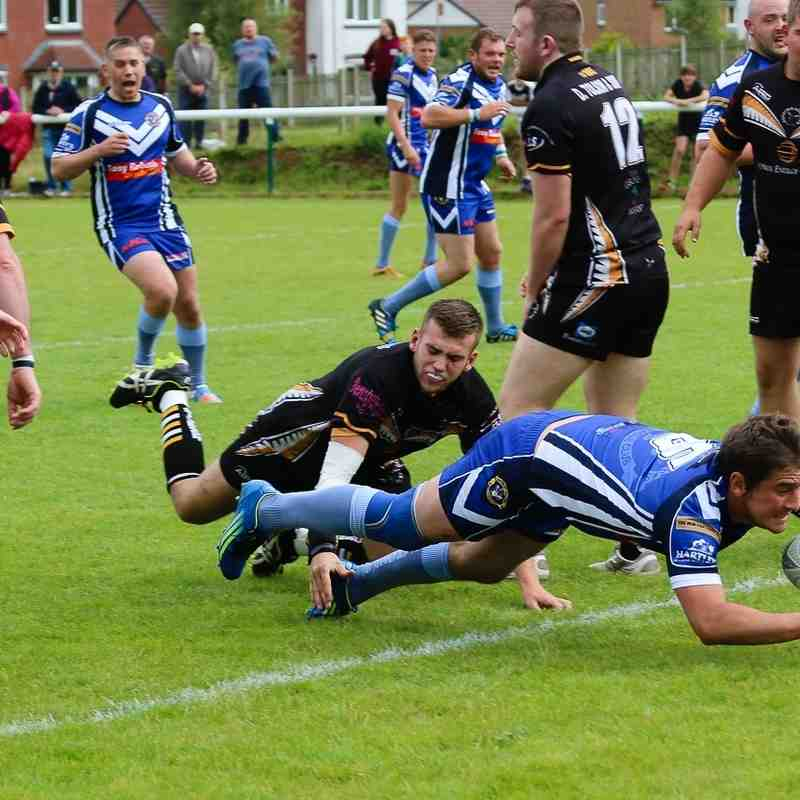 Egremont 2nd Team V Aspatria 13th August 2016