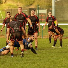 Egremont V The Army 1st Round Challenge Cup. 28th Jan 2017 won 24 -14
