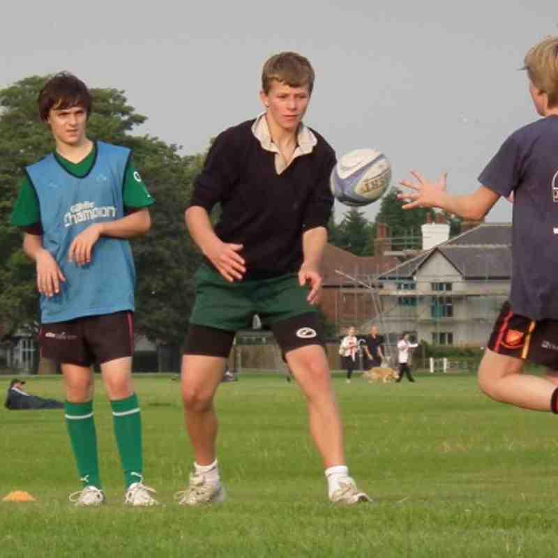 U14 Pre Season Training