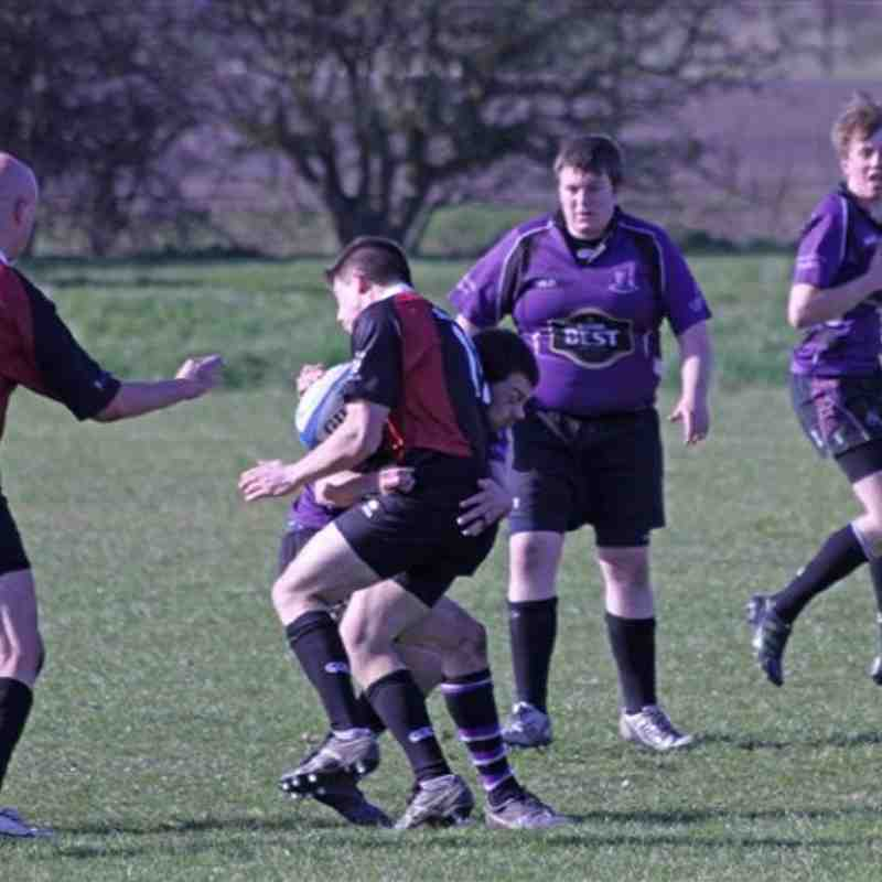 Fife Souther vs Kinross 11/12