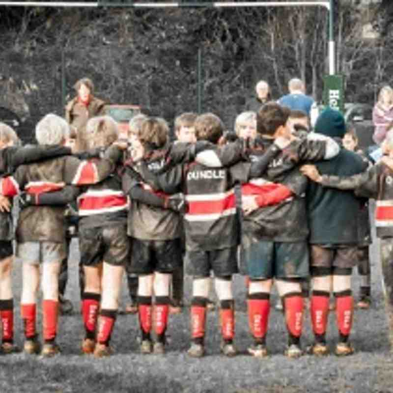Some end of season images of Under 10's 2014