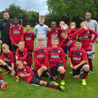 A Good Result for Bedfont Eagles Sports