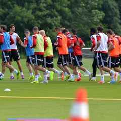 PRE-SEASON TRAINING STARTS! - 19TH JULY