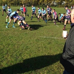 U14's Show restraint and ability in hard fought win