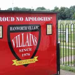 Ardley United win at Villa