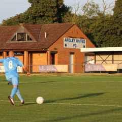 Ardley Utd v Flackwell Heath 16.08.2016