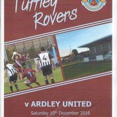 Tuffley Rovers v Ardley Utd 10.12.2016