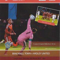 Bracknell Town v Ardley Utd 04.03.2017