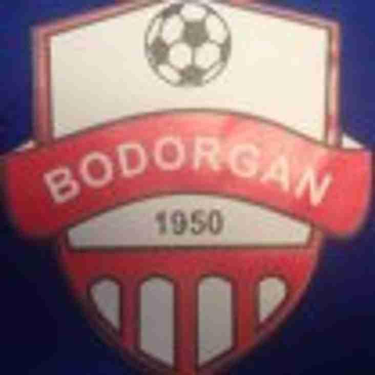 Bodorgan/Arriva reach first  ever Final