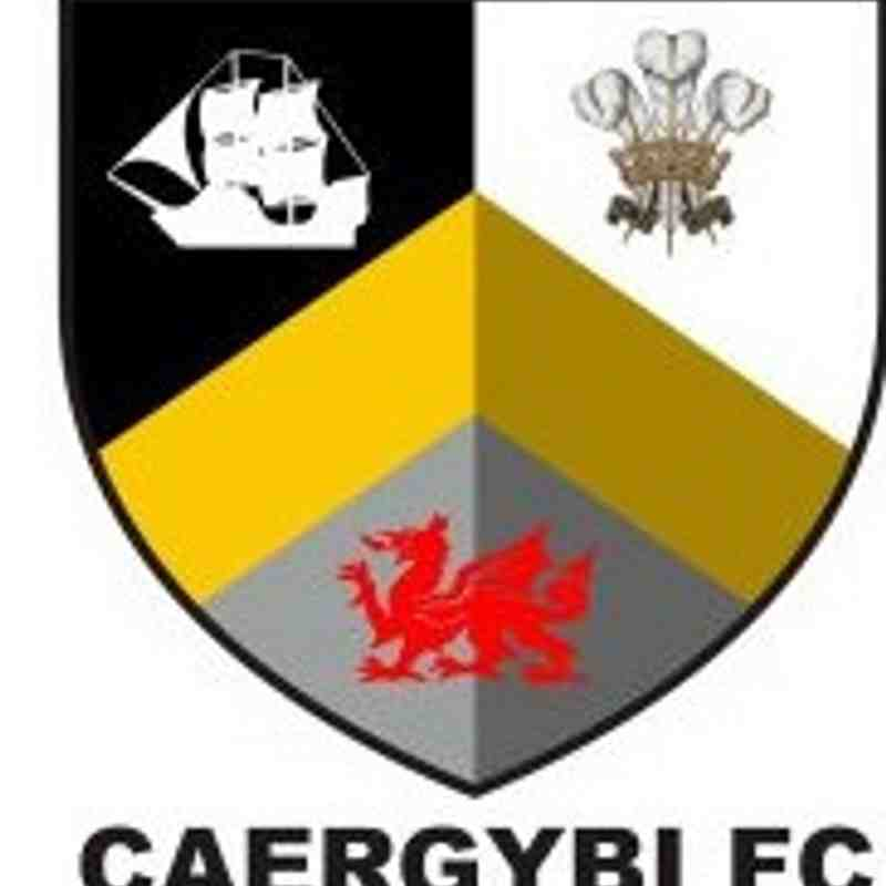CAERGYBI BADGE