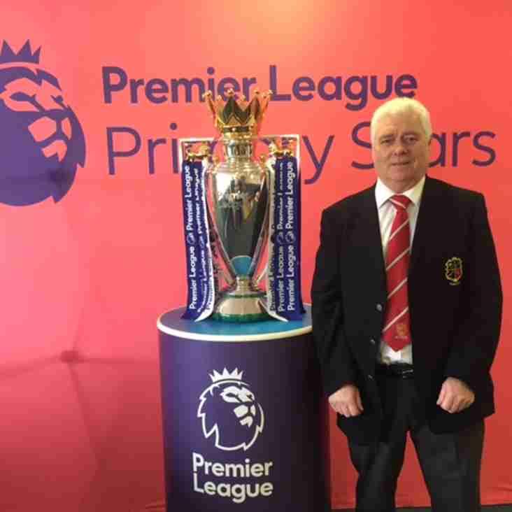 Premier league trophy comes to Bangor