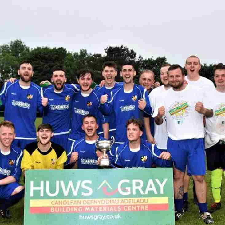 Megan Cup stays in holyhead