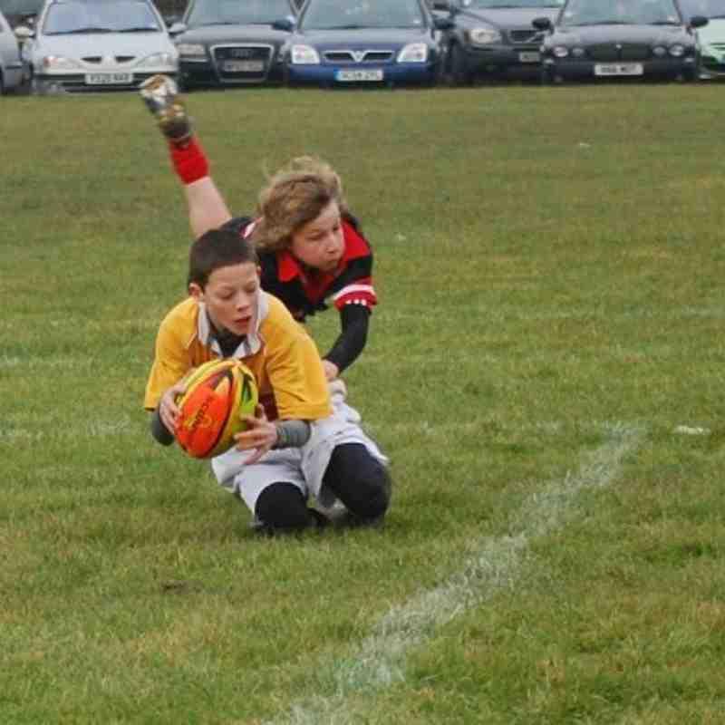 Middlesbrough U13's (Gold) V's Darlington