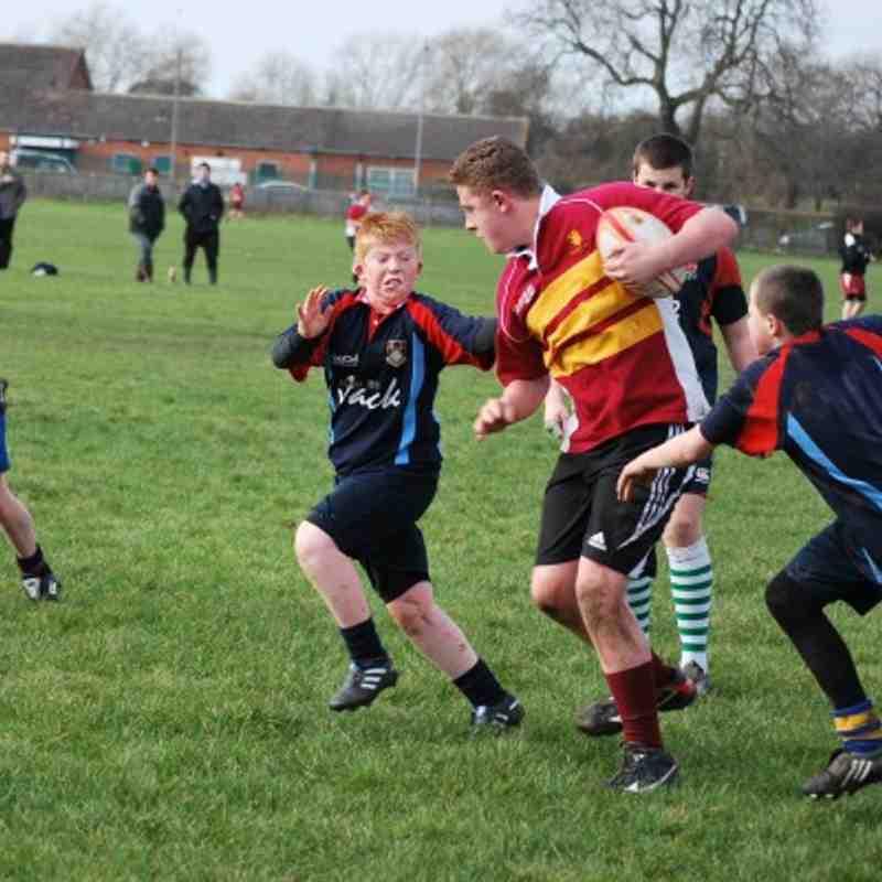 Middlesbrough U13's (Maroon) Vs Westoe