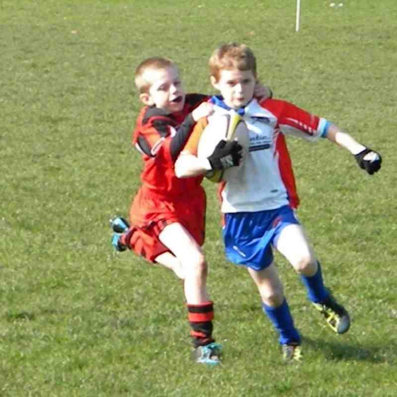2012/03/25 - U11s v Langworthy Reds (H)