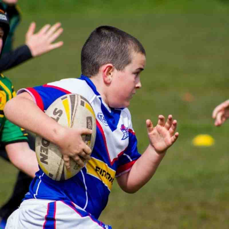 2014/03/30 - u11 v Woolston Rovers Wizards (H)