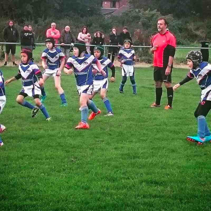 2015/10/11 - U8s v Westhoughton Lions (A)
