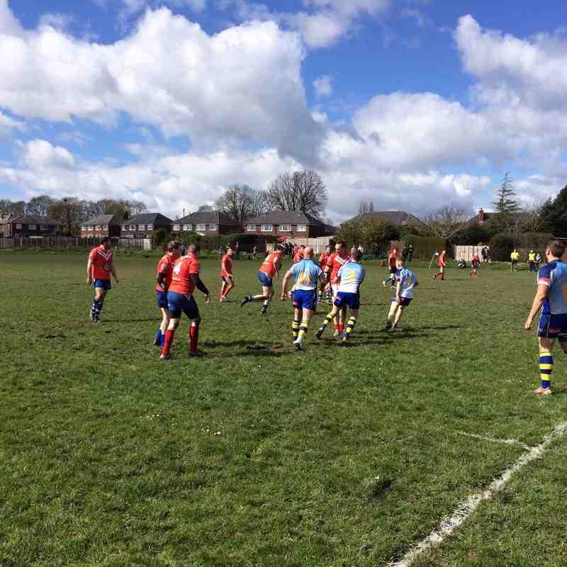 2016/04/16 - 'A' v Orrell St James A (A) - CUP