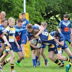 Under 13s move up to fourth place