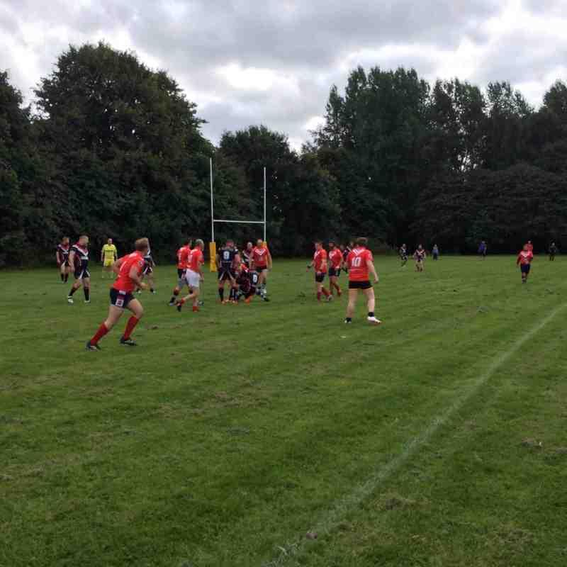 2016/08/13 - 'A' v Garswood Stags (H)