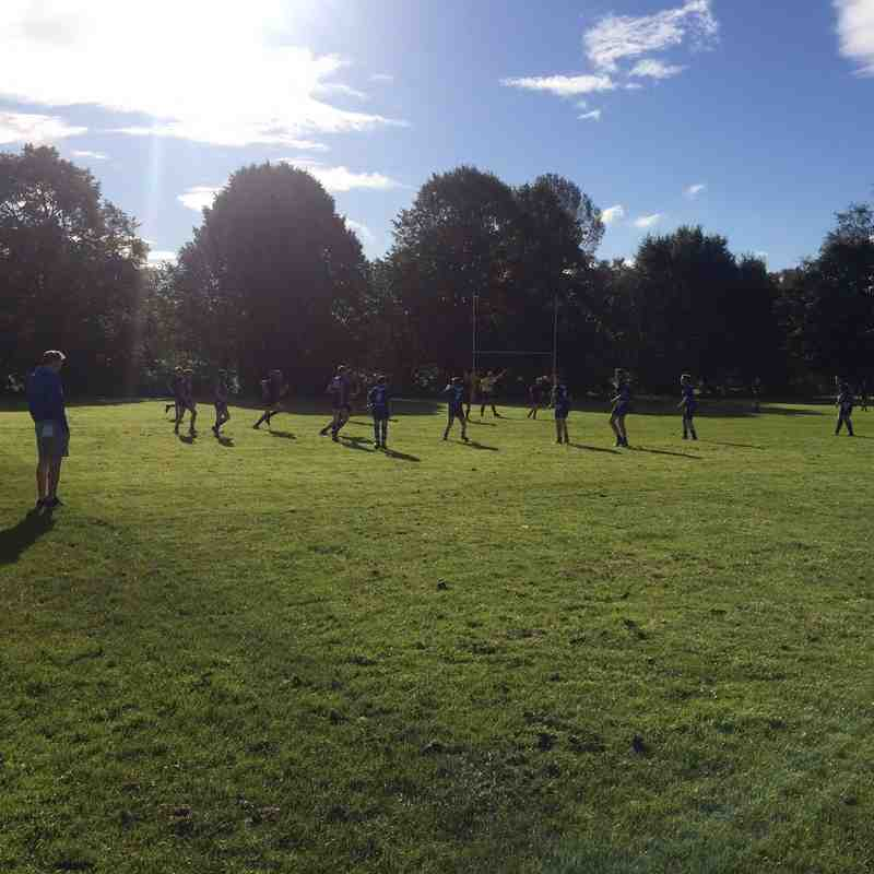 2016/10/09 - U13 v South Trafford Raiders (H)