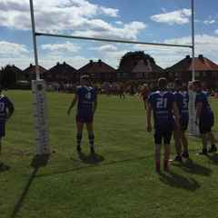 Broncos A fall short in Simon Annis Cup