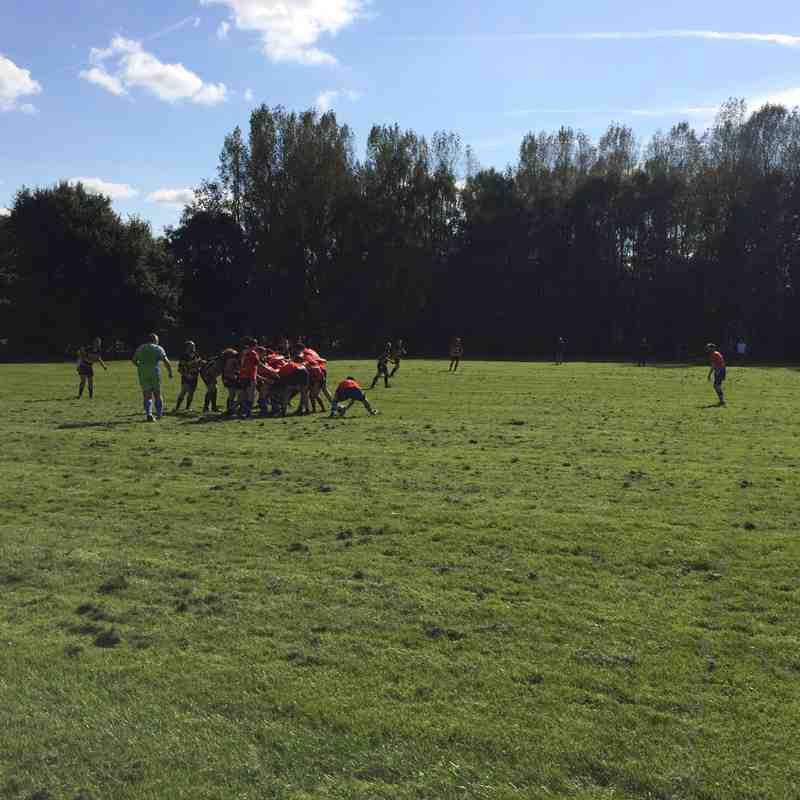 2016/09/17 - 'A' v Culcheth Eagles