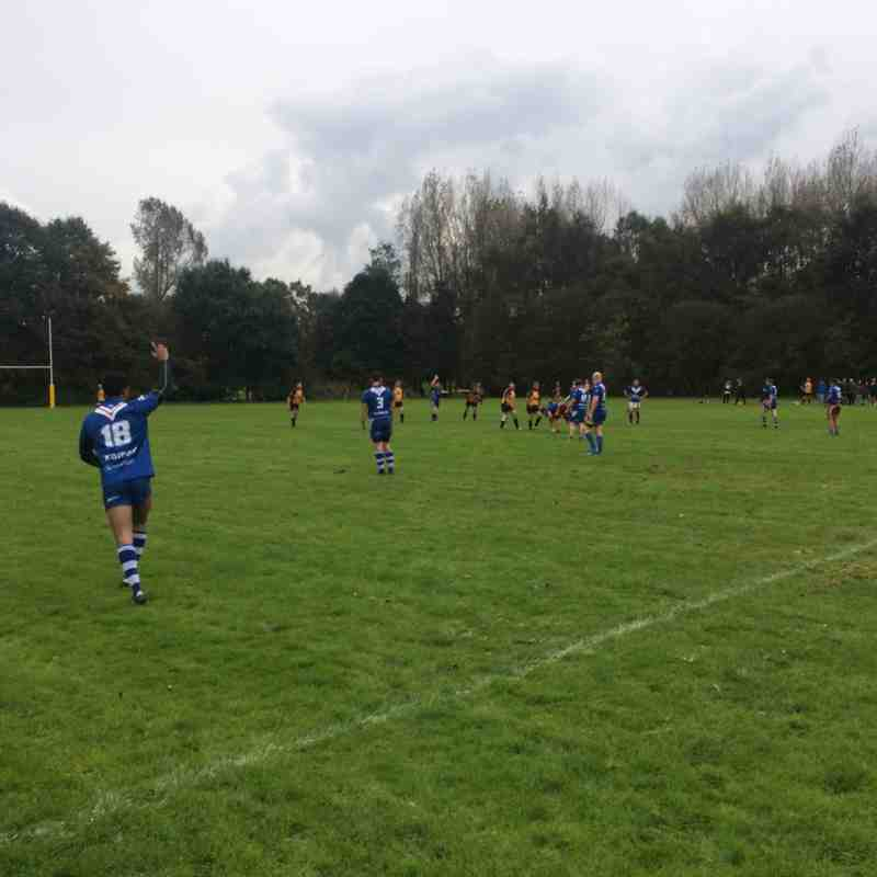 2016/10/01 - 'A' team v Eccleston Lions (H)