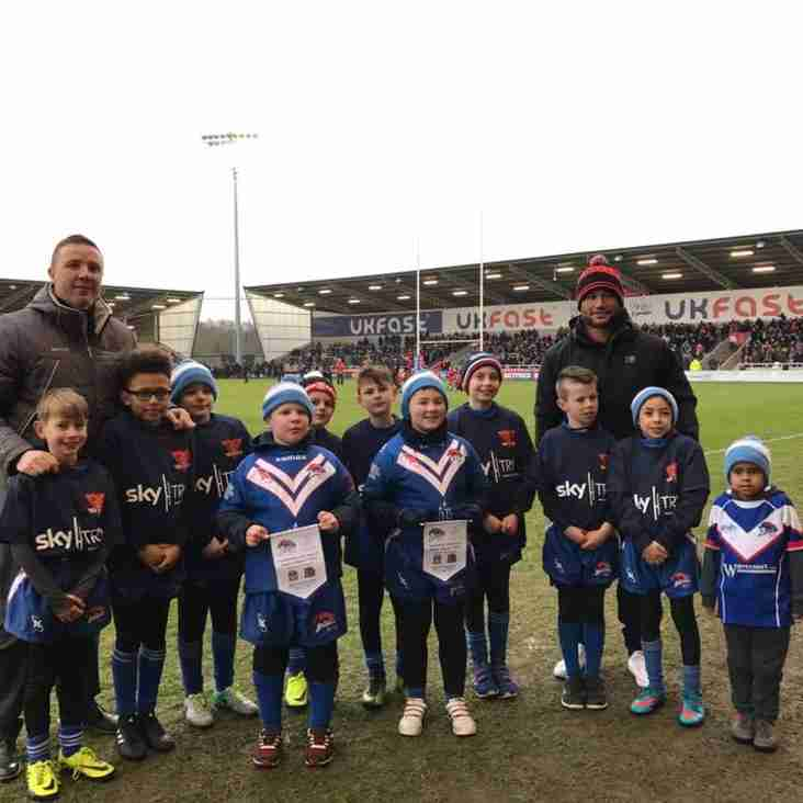 Broncos celebrate 120 years of Rugby League in Bury