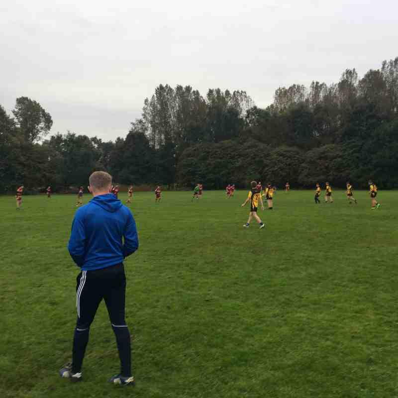 2017/09/20 - U14 v Wigan St Judes (H)
