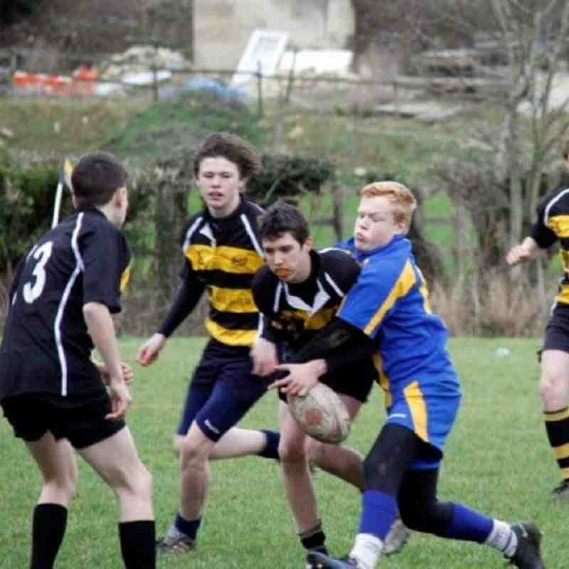 Avon 14s vs Warminster u14s