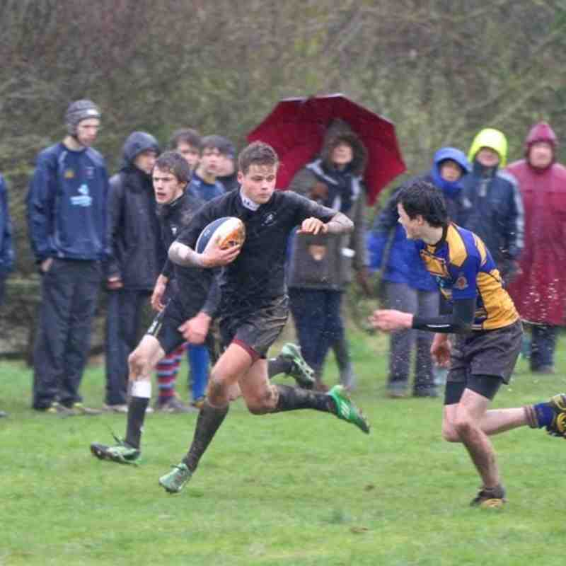 RWB (Wiltshire  Champions) vs Warminster u16s