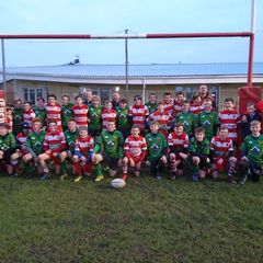 South Wales Tour u13s April 2018